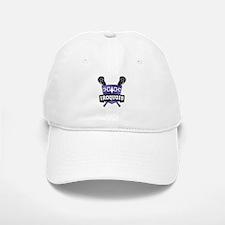 Iroquois Nation Flag Lacrosse Logo Baseball Baseball Baseball Cap