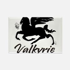 VALKYRIE_new_font_NEG_02 Magnets