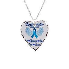 Syringomyelia awareness Necklace
