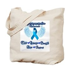 Syringomyelia awareness Tote Bag