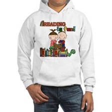 Reading is Fun Hoodie