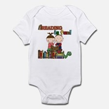 Reading is Fun Infant Bodysuit