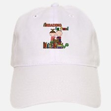 Reading is Fun Baseball Baseball Cap