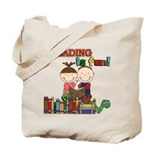 Reading is Fun Tote Bag