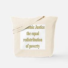 Economic Justice Tote Bag