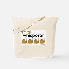 snail-darker Tote Bag