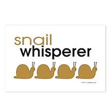 snail-darker Postcards (Package of 8)