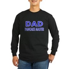DAD. Pancake Master Long Sleeve T-Shirt