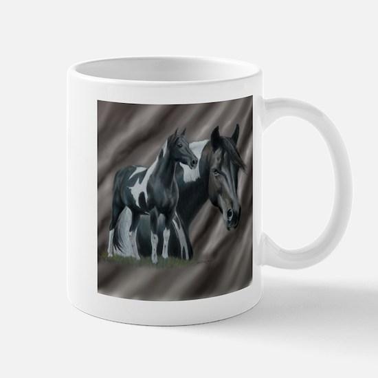 Pinto Horse Mugs