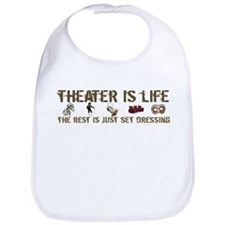 Theater is Life Bib