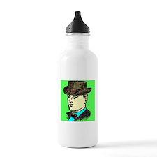 Hat man Water Bottle