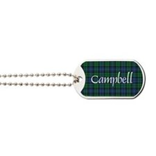Tartan - Campbell Dog Tags