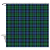 Clan campbell Shower Curtains