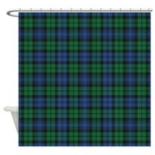 Tartan - Campbell Shower Curtain