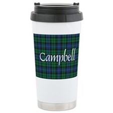 Tartan - Campbell Travel Mug