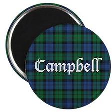 Tartan - Campbell Magnet
