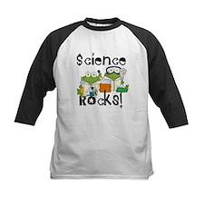Frogs Science Rocks Tee