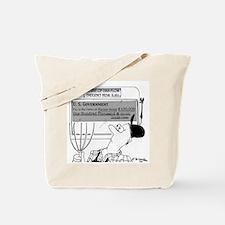 In Case of Cash-Flow Emergency Tote Bag