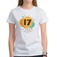 17th Birthday Party Tee