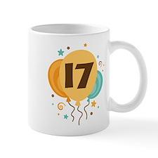 17th Birthday Party Mug