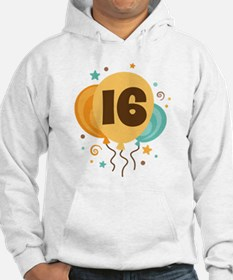 16th Birthday Party Hoodie