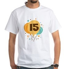 15th Birthday Party Shirt