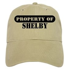Property of Shelby Baseball Cap
