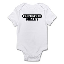 Property of Shelby Onesie