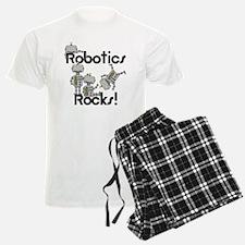 Robotics Rocks Pajamas