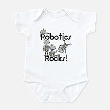 Robotics Rocks Infant Bodysuit