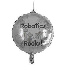 Robotics Rocks Balloon