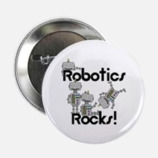 "Robotics Rocks 2.25"" Button"