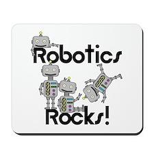 Robotics Rocks Mousepad