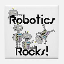 Robotics Rocks Tile Coaster