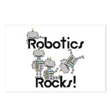 Robotics Rocks Postcards (Package of 8)