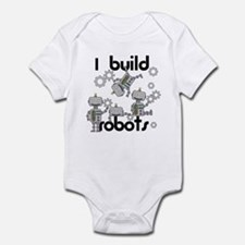 I Build Robots Infant Bodysuit