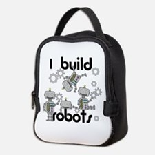 I Build Robots Neoprene Lunch Bag