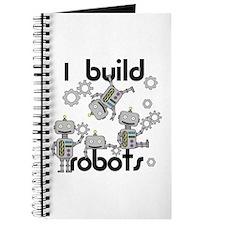I Build Robots Journal