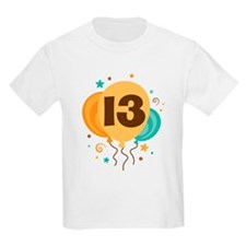 13th Birthday Party T-Shirt