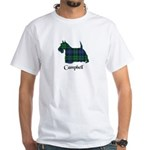 Terrier - Campbell White T-Shirt