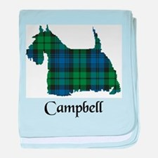 Terrier - Campbell baby blanket
