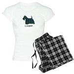 Terrier - Campbell Women's Light Pajamas
