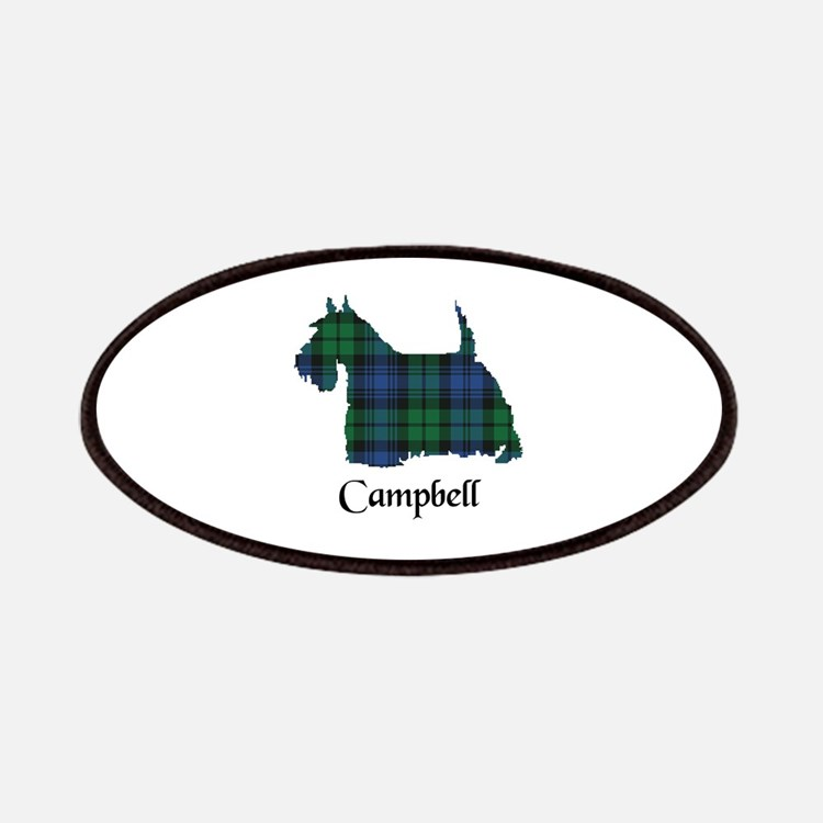 Terrier - Campbell Patches