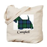 Terrier - Campbell Tote Bag