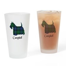 Terrier - Campbell Drinking Glass