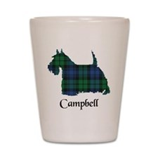 Terrier - Campbell Shot Glass