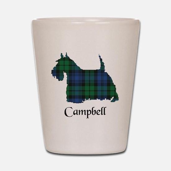 Terrier - Campbell Shot Glass