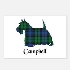 Terrier - Campbell Postcards (Package of 8)