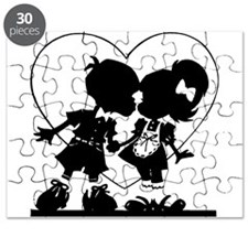 First Kiss Puzzle