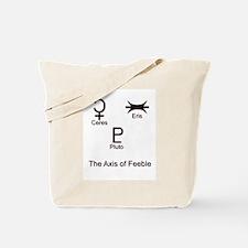 Axis of Feeble Tote Bag